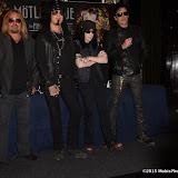 OIC - ENTSIMAGES.COM - Mötley Crüe at the Motley Crue - press conference in London 9th June 2015  Photo Mobis Photos/OIC 0203 174 1069