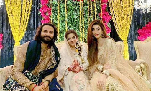 Sadia Jabbar and Qasim Ali Mureed Wedding Videos and Pictures