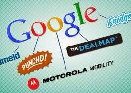 Những thương vụ mua lại của google,thành công và thất bại!
