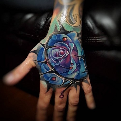 este_incrvel_rose_tattoo