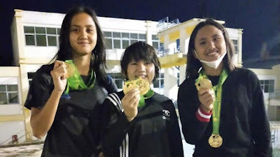 NSC Payakumbuh Sukses Boyong 26 Medali Di Atlantis Swimming Championship Time Trial Riau, 2 Perenang Jadi The Best Swimmer