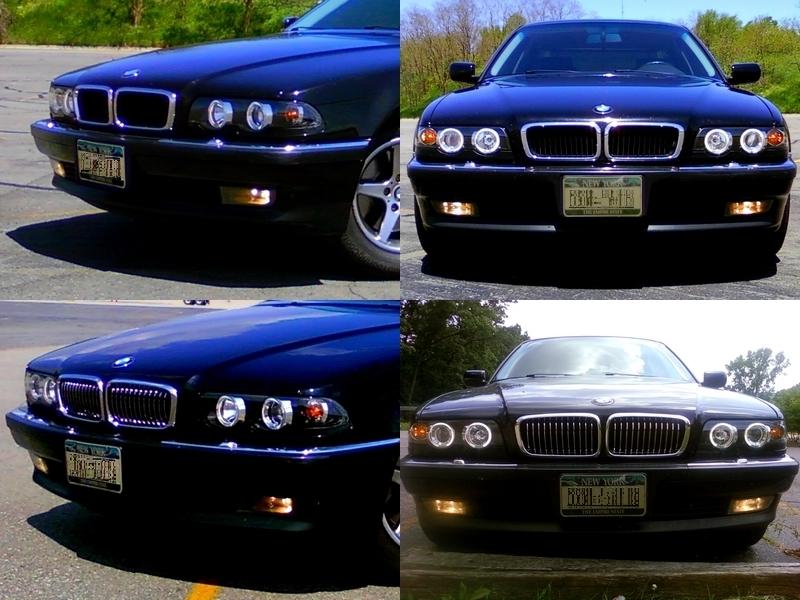 bmw 750il e38. BMW 7 series E38,