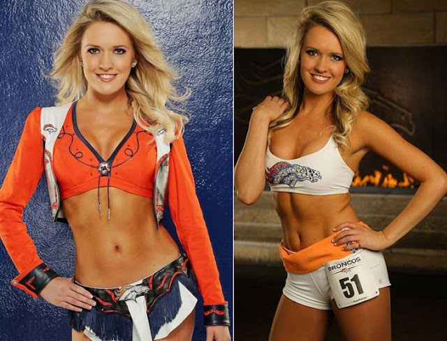 Pictures of hot broncos girls