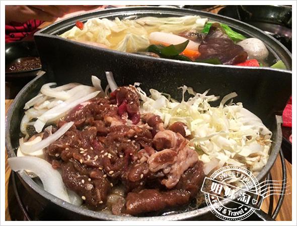 二爺火鍋烤牛肉