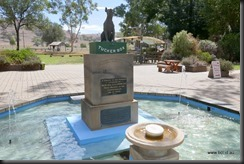 Gundagai Dog on the Tucker Box