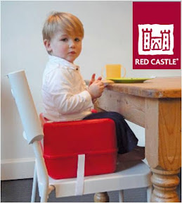 baby sit up r hausseur pour tout petits par red castle cubes petits pois. Black Bedroom Furniture Sets. Home Design Ideas