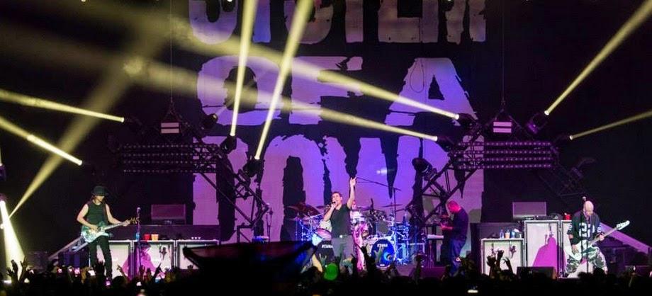 System of a Down pode tocar em megafestival no Chile