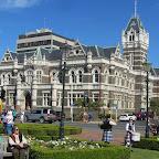 Dunedin - Railway Station