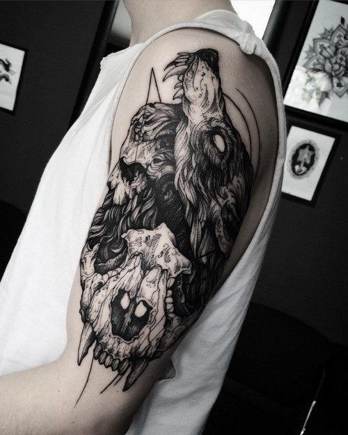 este_gruesomely_incrvel_tatuagem