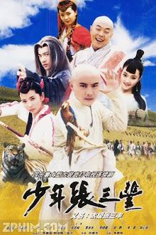 Thiếu Niên Trương Tam Phong - Taiji Prodigy (2001) Poster