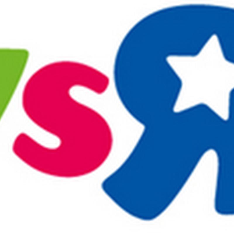 Terima kasih Toys ' R' Us KLCC !