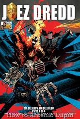 ctualización 15/10/2016: Gracias a la triple alianza HTAL, CRG, Outsiders, Prix y Gisicom conocida como The Drokkin Project, se agrega el tomo 24 de Juez Dreed por Darkvid y Mastergel. Ultimo capitulo del día del caos ¿Caerá la ley?