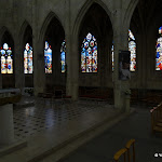 Église Saint-Pierre de Montfort-l'Amaury : choeur