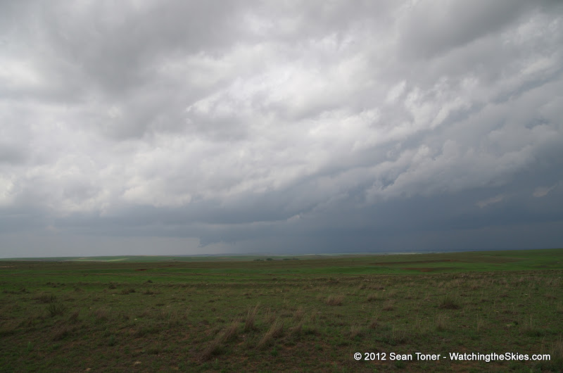 04-14-12 Oklahoma & Kansas Storm Chase - High Risk - IMGP0369.JPG