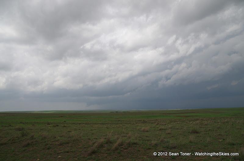 04-14-12 Oklahoma & Kansas Storm Chase - High Risk - IMGP0369.JPG