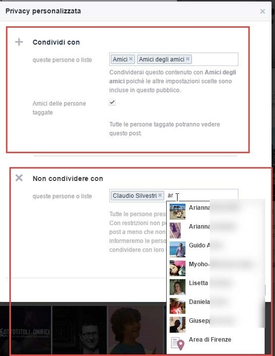 privacy-personalizzata-facebook