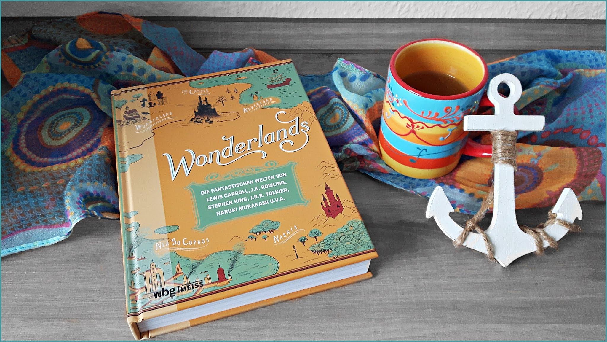 {LiebLink} Wonderlands ~ Reiseführer der fantastischen Welten
