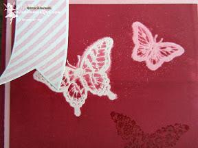 stampin up - papillon potpourri, hearts a flutter