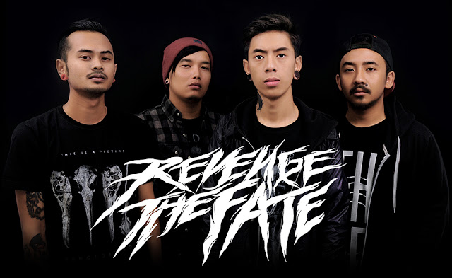 Daftar Jadwal Tour Revenge The Fate Terbaru Update April 2017