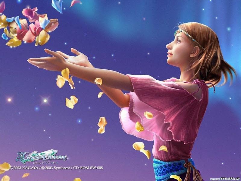 Sweet Pixie Woman, Fairies 1