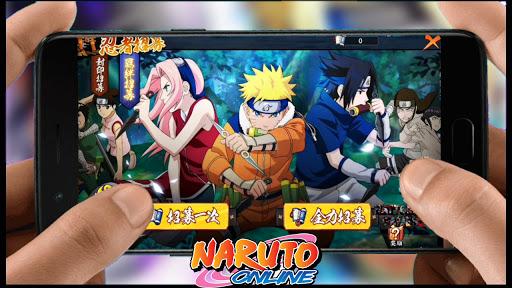 Naruto Online Mobile Apk Download