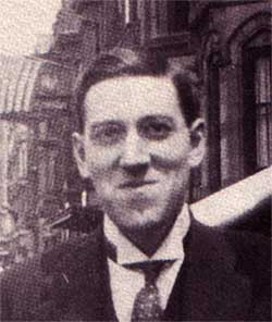 Howard Phillips Lovecraft 4, Howard Phillips Lovecraft