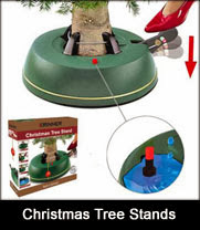 Krinner Christmas tree stands