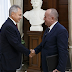 Встреча министров обороны Армении и России
