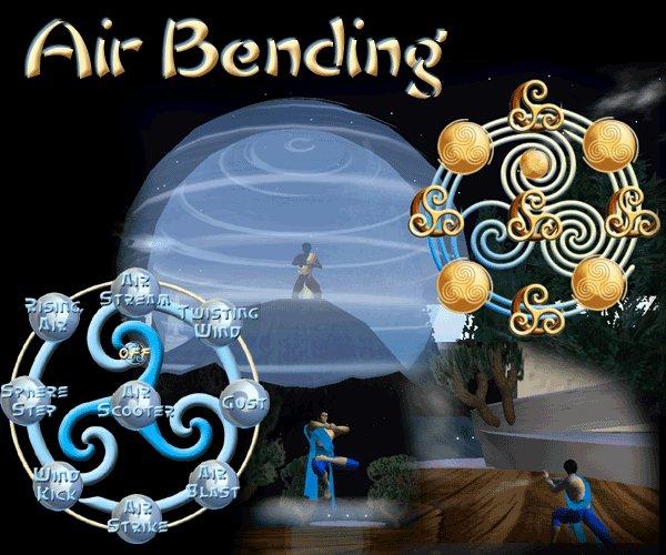 Air, Magic Elements