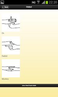 ninja jutsu hand seals guide apk