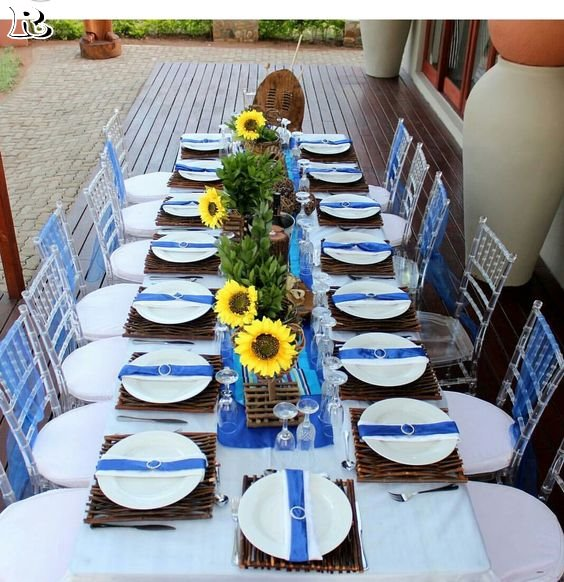 30 Best Traditional Wedding Decor Ideas In South Africa: Wedding Decor For A Sotho Wedding