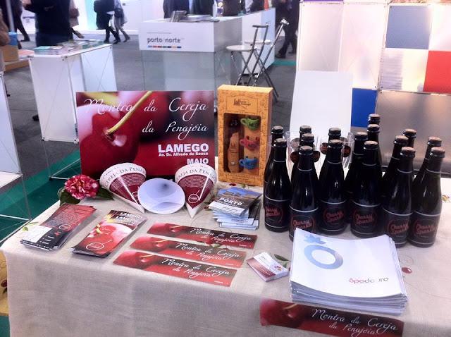 Cereja da Penajóia esteve presente na 17ª edição da Xantar de Ourense
