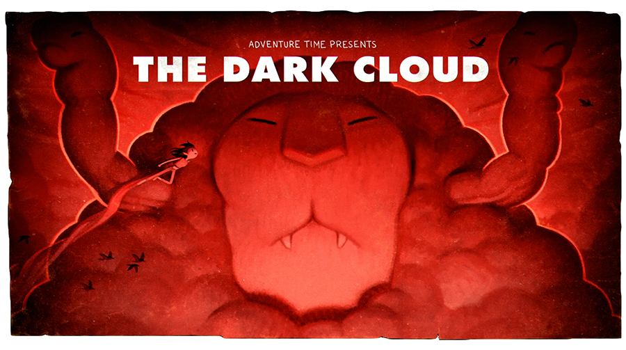 Hora de Aventura: The Dark Cloud Pt.8