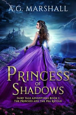 Princess of Shadows by A.G. Marshall