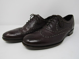 Bottega Veneta Whip Stich Brogues