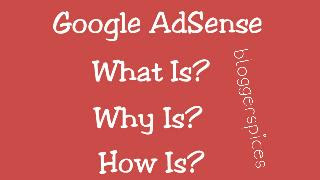 Google AdSense Why What How