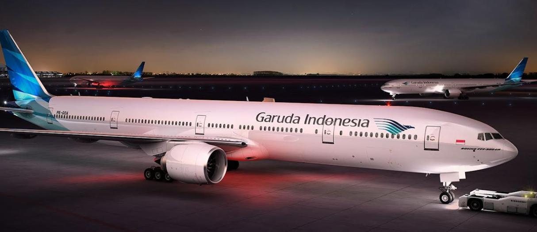 Makin Bengkak, Garuda Indonesia Alami Kerugian Hingga Rp. 12,8 Triliun