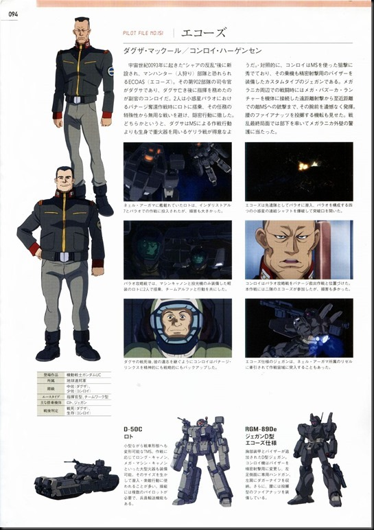 ACE IN THE GUNDAM U.C.0079‐U.C.0096_811955-0097