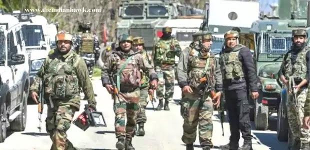 Terrorist Hideout Busted In J&K's Poonch, 19 Grenades Seized