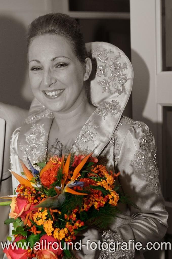 Bruidsreportage (Trouwfotograaf) - Foto van bruid - 045