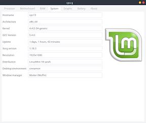 Monitorizar la batería de tu portátil en Ubuntu y Linux Mint. Sobre la distribución.