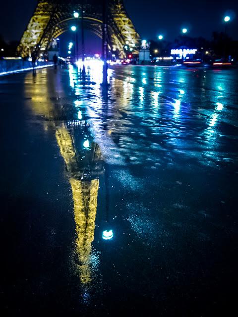 Foto de noche, de Carlos Larios