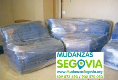 Transportes Brieva Segovia