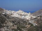Πλησιάζοντας στο χωριό Όλυμπος