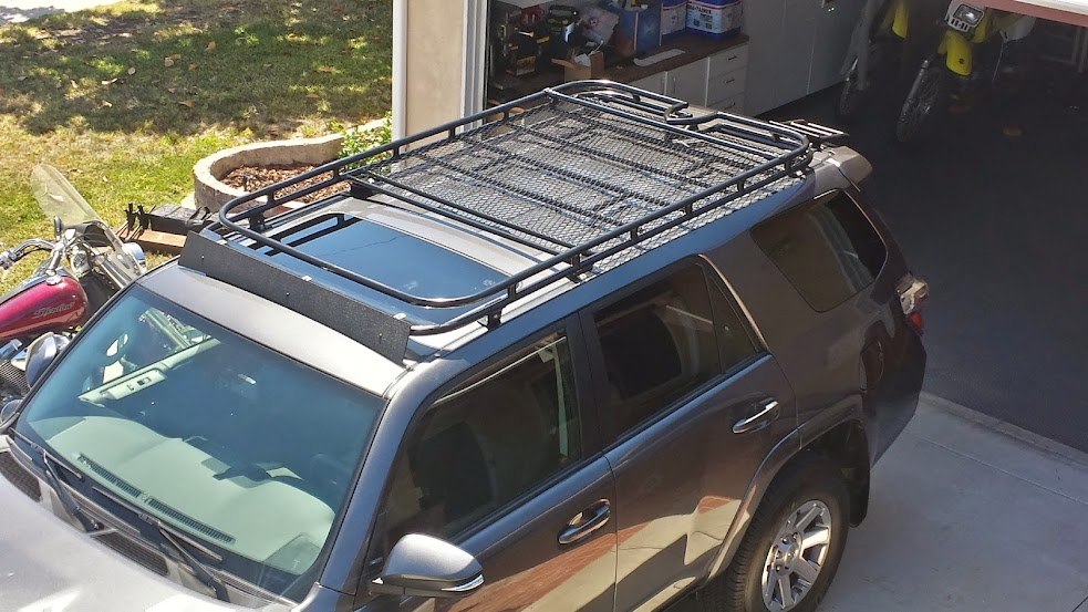 Fs 5th Gen Full Length Roof Racks By Drabbits Page 36