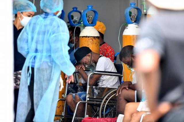 Salud Pública reporta 1,384 nuevos casos de coronavirus; 401 pacientes están en intensivo