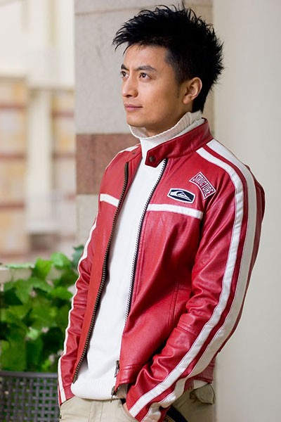 Shao Tong China Actor