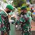 Kodim 0703/Cilacap Sambut Kedatangan Letkol Inf Andi Afandi Sebagai Komandan Yang Baru