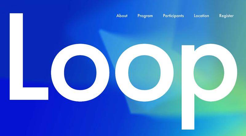 10 impresionantes diseños de sitios web enfocados a eventos masivos