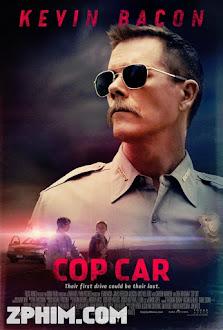 Xe Cảnh Sát - Cop Car (2015) Poster